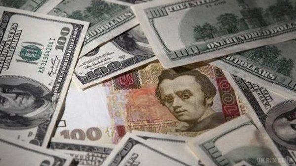 НБУ на13 липня зміцнив курс гривні до25,91 грн/долар