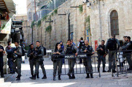 Біля Храмової гори в Єрусалимі сталася стрілянина, троє поранених