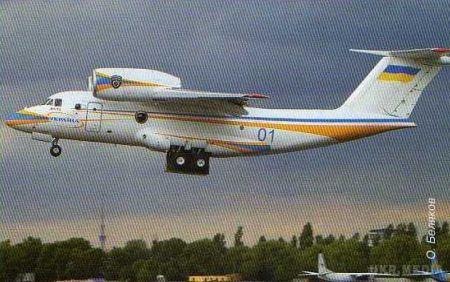 Для Казахстану виготовлять 5 літаків Ан-74
