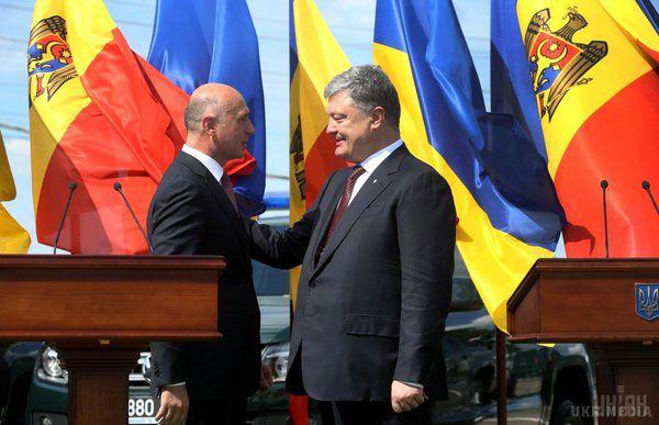 ВУкраїни з'явиться новий пропускний пункт накордоні зМолдовою