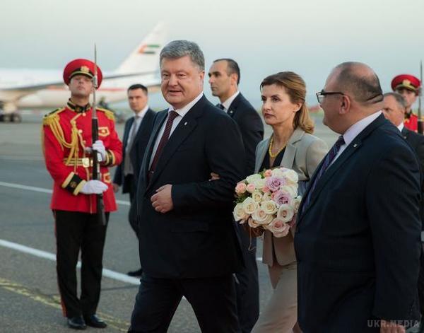 Порошенко: Україна таГрузія мають зберегти свою незалежність