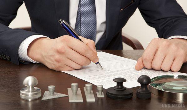 ВУкраїні скасували обов'язкові печатки для підприємців