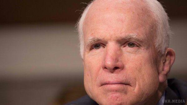 Трамп, Обама і Клінтон підтримали Маккейна узв'язку зхворобою