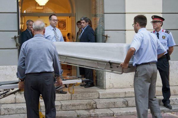 В Іспанії ексгумували останки Сальвадора Далі для встановлення батьківства всуді