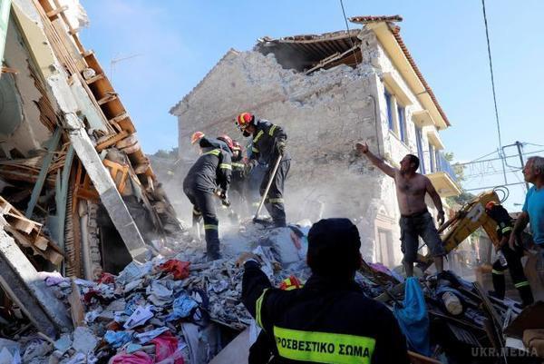 УТуреччині і Греції стався потужний землетрус: є жертви