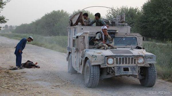 Через помилковий авіаудар США вАфганістані загинули щонайменше 15 поліцейських