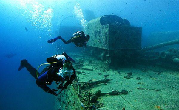 Британці знайшли затонулий корабель зчотирма тоннами нацистського золота