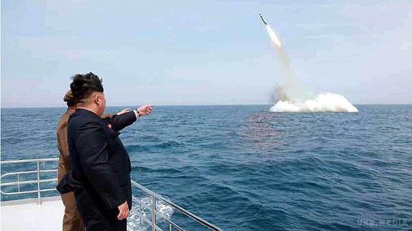 CNN: Північна Корея планує запуск нової балістичної ракети