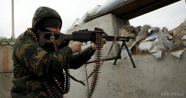 Доба взоні АТО: Бойовики найбільше обстрілювали українські позиції наЛуганському напрямку