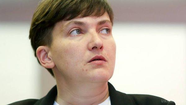 Савченко має намір брати участь упрезидентських виборах