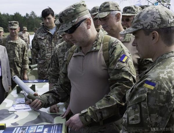 «Укроборонпром» розробив піхотний вогнемет