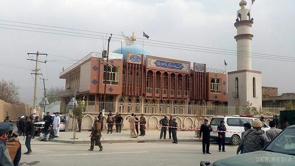 Біля посольства Іраку вКабулі закінчилася чотиригодинна атака, нападників ліквідували