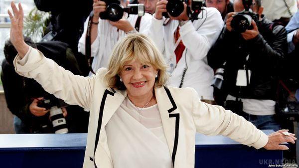 УПарижі померла кінозірка французької «Нової хвилі» Жанна Моро