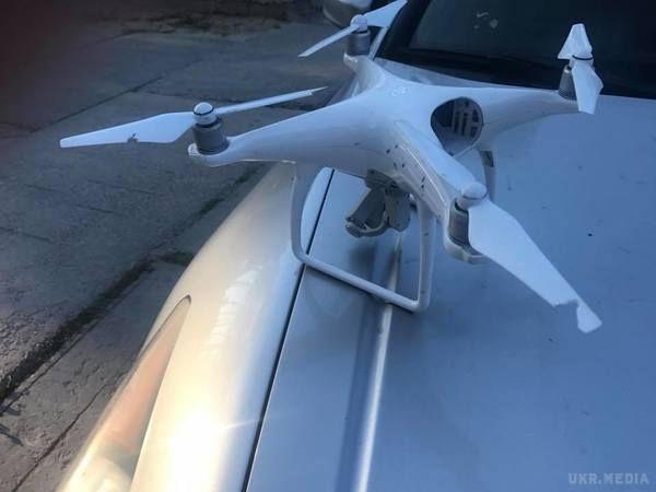 Над будинком чиновника ГПУ розстріляли дрон НАБУ