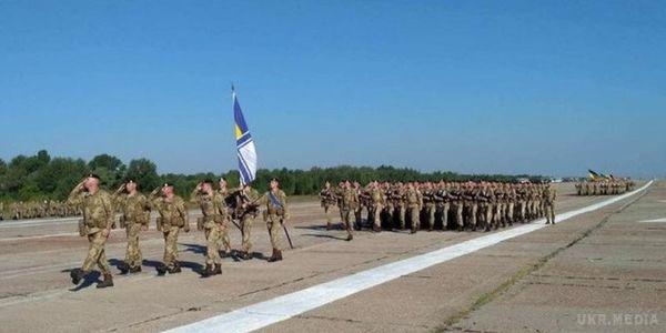 З'явилося відео репетиції військового параду доДня Незалежності