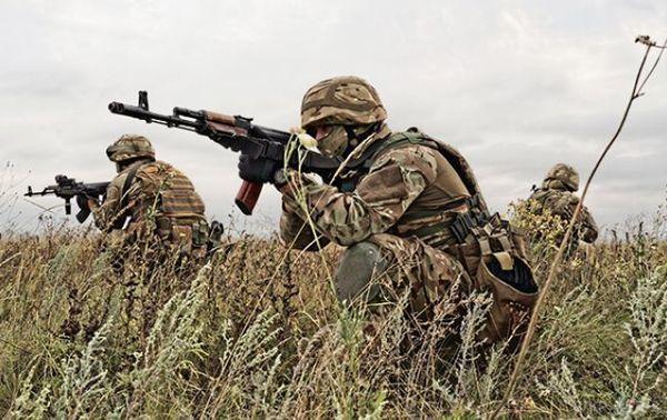 Бойовики задень 10 разів обстріляли позиції сил АТО