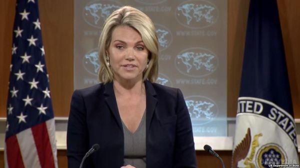 «Мибудемо вимагати відповідальності Росії заУкраїну»— Держдеп США