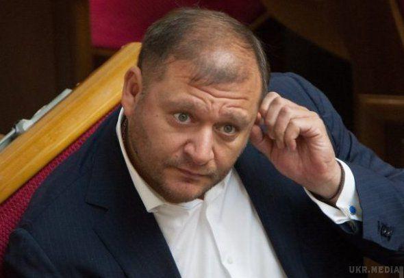 ЗМІ: Суд арештував майно нардепа Добкіна