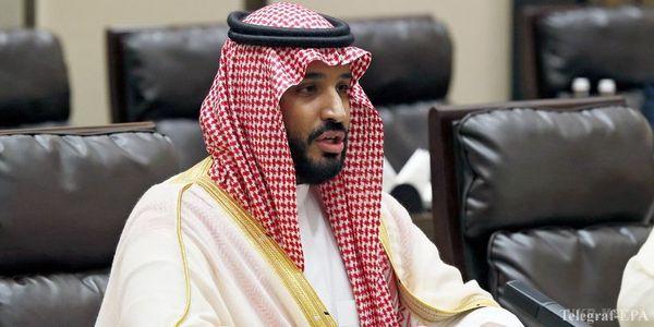 Один із саудівських принців скоїв замах наспадкоємця престолу