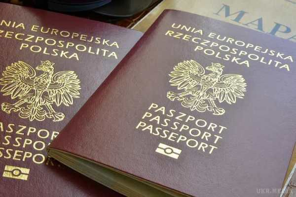 Україна попередила Польщу про проблеми через Львів нанових паспортах