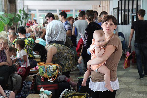 Італія та Німеччина прийняли найбільше біженців зДонбасу