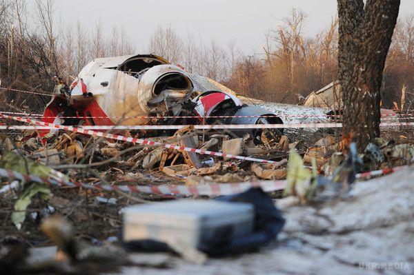 Смоленська катастрофа: уПольщі заявили про резонансну знахідку
