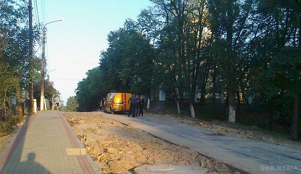 НаКиївщині убагатоквартирному будинку вибухнув газ