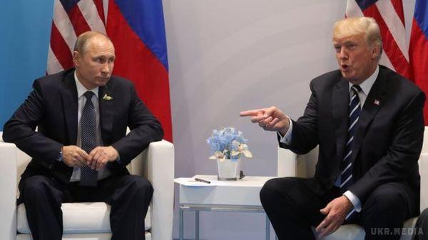 Трамп подякував Путіну зависилку американських дипломатів зРосії