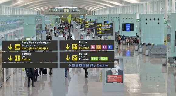 МЗС України попереджає про страйк співробітників аеропорту Барселони