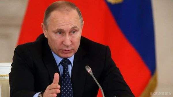Путін прибув вокупований Крим