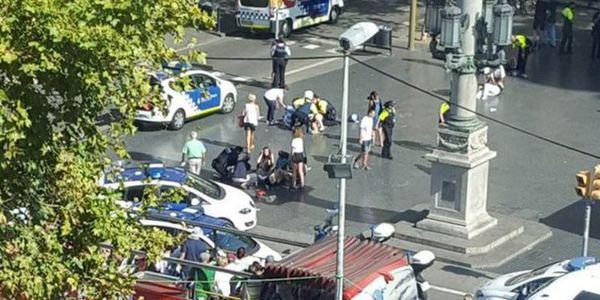 УБарселоні озброєні люди увірвалися доресторану,— ЗМІ