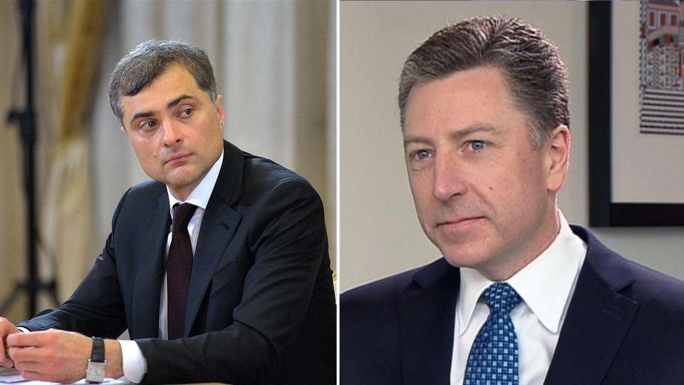 МЗС Білорусі: Зустріч Волкера і Суркова пройде взакритому для преси режимі