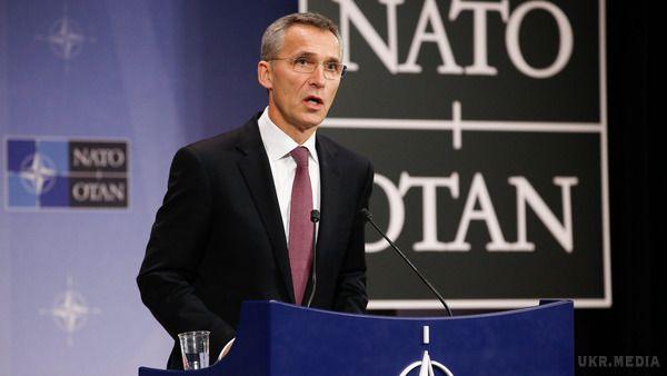 Столтенберг: НАТО направить спостерігачів наросійсько-білоруські навчання