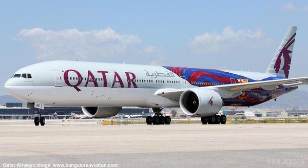 Найкраща авіакомпанія світу розпочала польоти зУкраїни