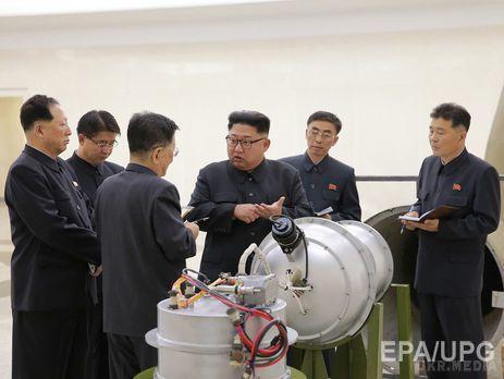 УКНДР стверджують, щорозробили водневу боєголовку для балістичної ракети