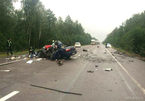 УРокитнівському районі на Рівненщині вДТП загинуло четверо людей