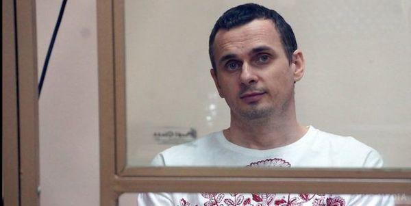 Правозахисник повідомила, щоСенцова могли перевести в Іркутськ