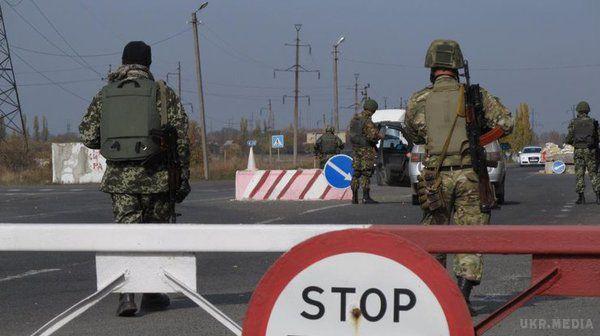 Бойовики обстріляли позиції ВСУ поблизу Авдіївки із гранатометів,— штаб АТО