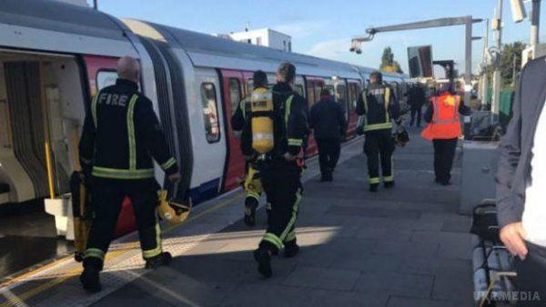 Теракт улондонському метро: постраждало 20 осіб