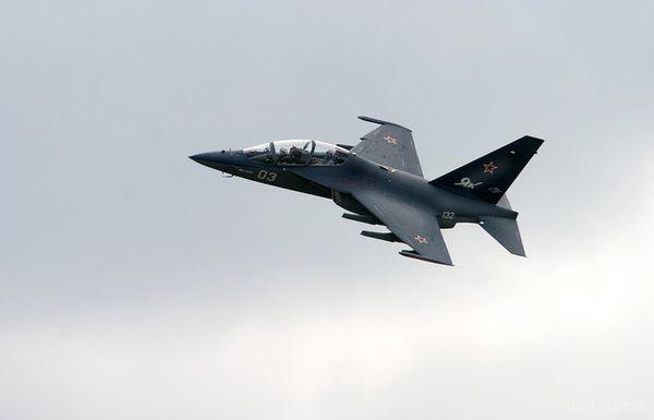 УРосії знову розбився військовий літак: перші деталі