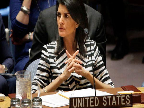 США знищать Північну Корею вразі необхідності - постпред США вООН