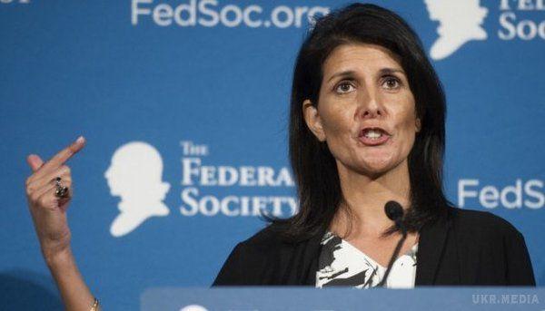 Постпред США вООН: КНДР буде «знищено», якщо ядерна активність триватиме