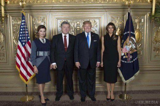 У Білому домі розповіли про зустріч Трампа із Порошенком