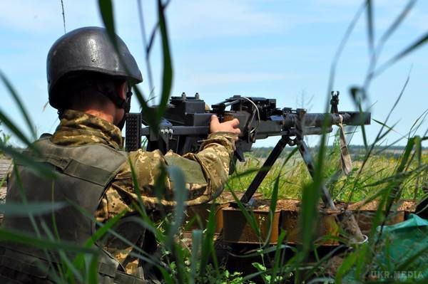 Мотузяник: Упродовж минулої доби взоні АТО загинув один український військовик