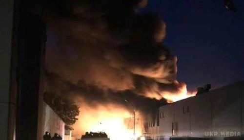 Пожежа нафармзаводі у Білій Церкві: готові препарати непостраждали