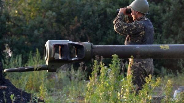 13 обстрілів, терористи стріляли з мінометів поМар'їнці — Доба вАТО