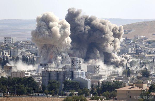Турецькі ВПС завдали удару побазі курдів в Іраку