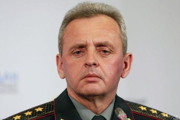 ЗМІ: Турчинов назасіданні РНБО вимагав відставки Муженка