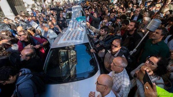 УКаталонії розпочалося голосування нареферендумі про незалежність