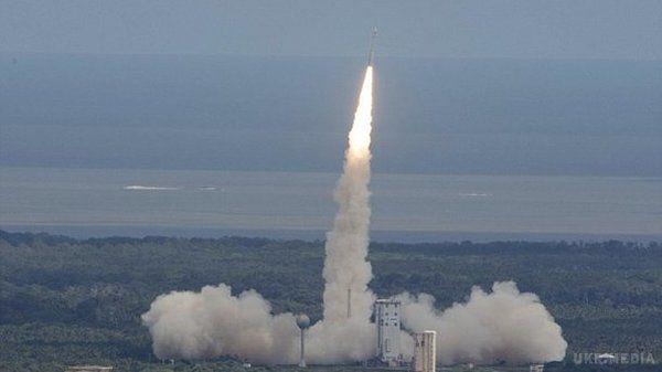 Улистопаді вкосмос запустять три ракети, створені заучастю України